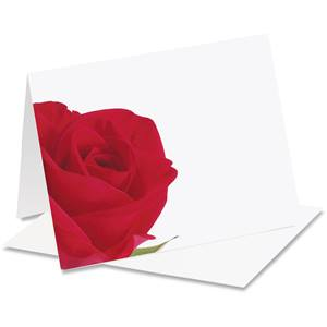 Rose Notecards