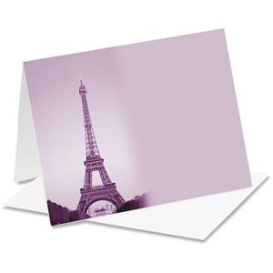 Eiffel Tower Paris Notecards
