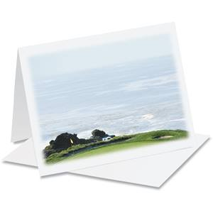 Golfer's Paradise Notecards
