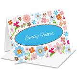 Sprightly Personalized Notecards