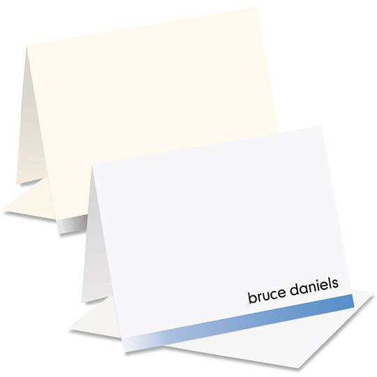 Simplicity Personalized Notecards Paperdirect S