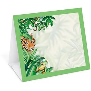 Rain Forest Table Tents