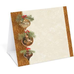 Holiday Brilliance Table Tents