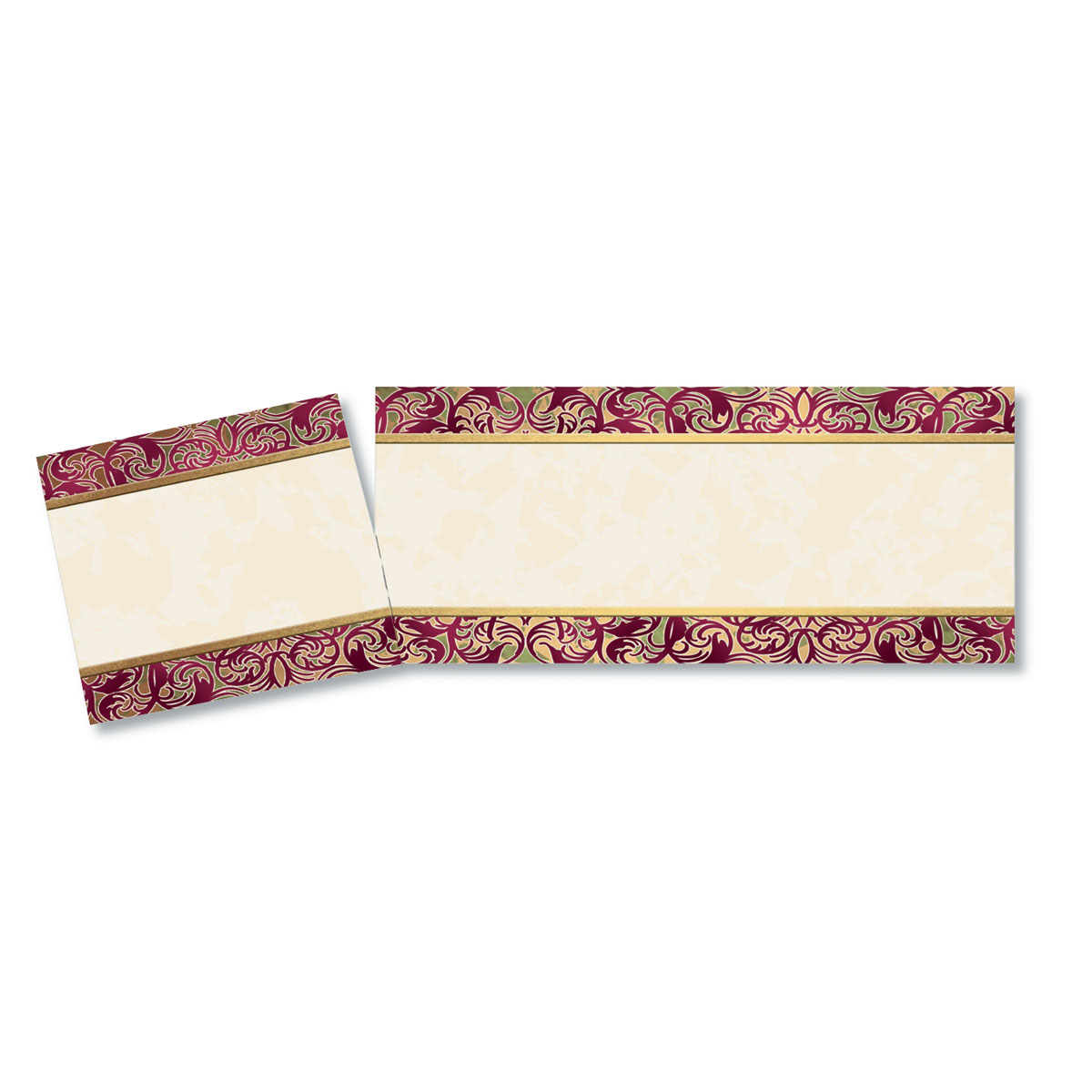 marquetry tear off ticket paperdirect s