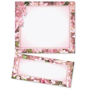 Apple Blossoms LetterTop Certificates
