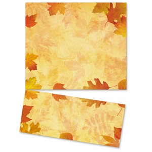 Fall Impressions LetterTop Certificates
