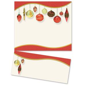 Holiday Treasures LetterTop Certificates