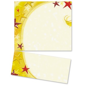 Holiday Dazzle LetterTop Certificates