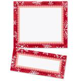 Snowflake Delight Holiday LetterTop Certificates