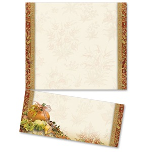 Autumn Adornment LetterTop Certificates