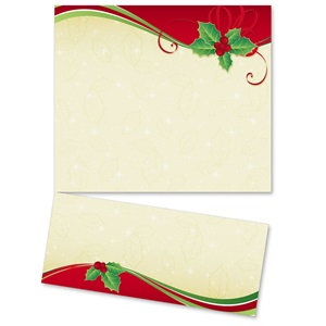 Holly Pirouette LetterTop Certificates