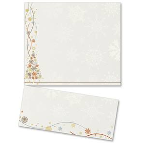 Sparkle Tree Specialty LetterTop Certificates