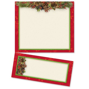 Christmas Swag LetterTop Certificates