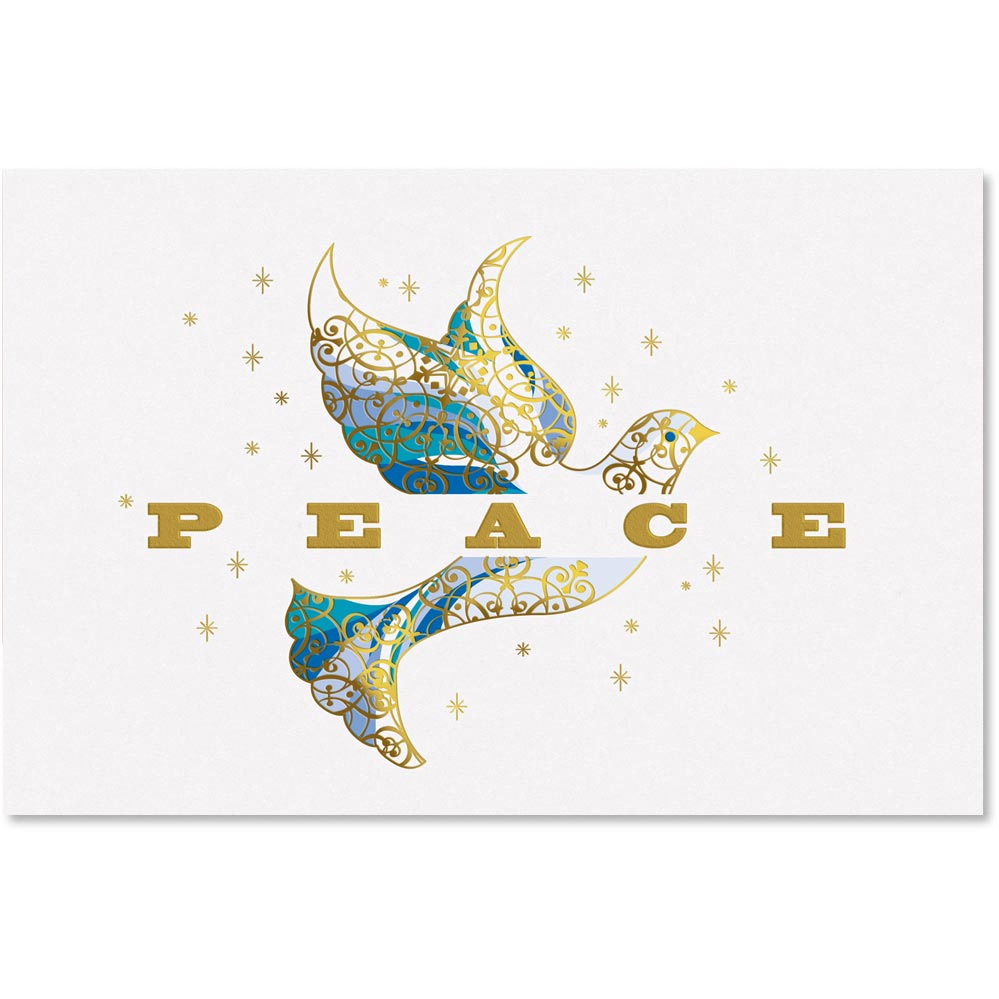 Elegant dove boxed holiday greeting cards paperdirects elegant dove boxed holiday greeting cards m4hsunfo