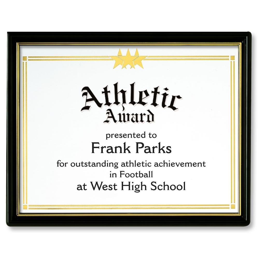 economical ez mount and diploma certificate frames paperdirect s