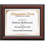 Cherry Wood Certificate Frames