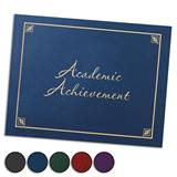 Academic Achievement Foil-Stamped Certificate Jackets