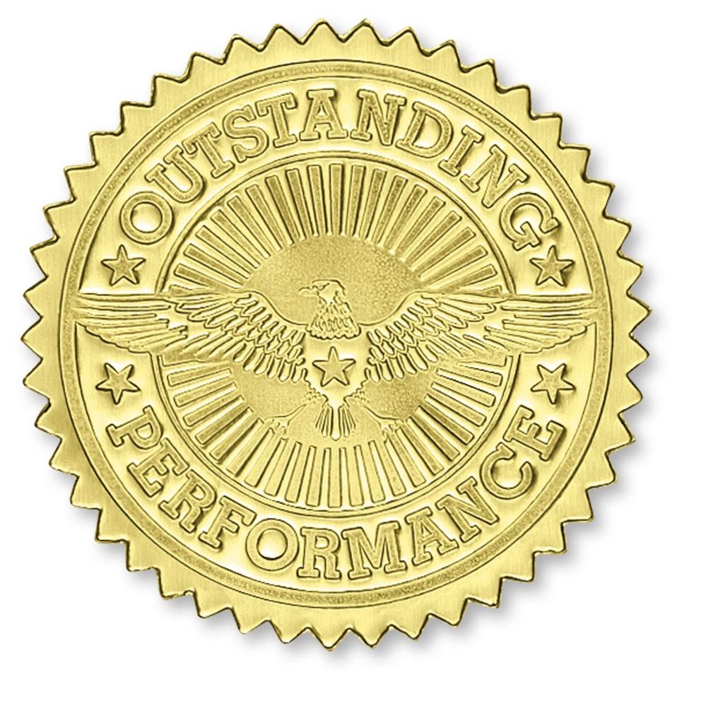 Custom Gold Seals For Certificates Arts Arts
