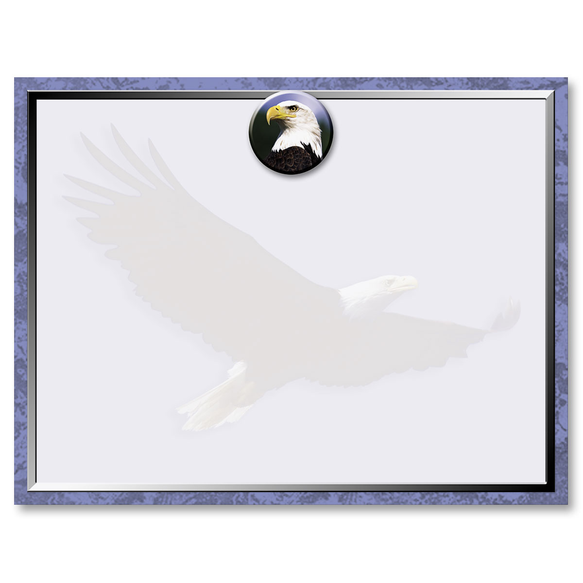 Specialty certificates paperdirects soaring eagle photoimage certificates yadclub Gallery