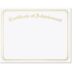 achievement border specialty certificates paperdirect s