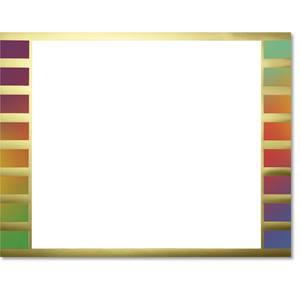 Bold Stripe Specialty Certificates