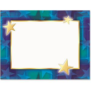 Star Bright Casual Certificates