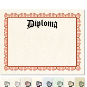 Diploma Impressions Certificates