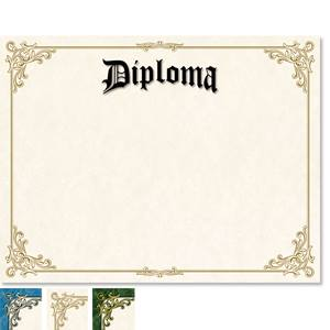 Diploma Orleans Certificates