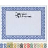 Certificate of Achievement Traditional Certificates