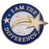 I am the Difference Pin