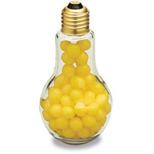 Light Bulb Glass Container