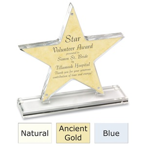 The Kudos Collection Star