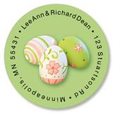 Hide N Seek Round Address Labels