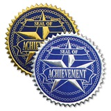 Achievement Deluxe Embossed Seals