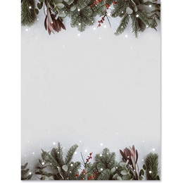 Christmas Boarder.Christmas Border Papers Paperdirect S