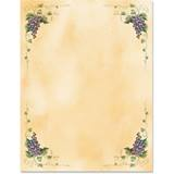 Grapevine Border Papers