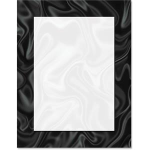 Black Tie Border Papers
