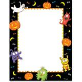 Monster Fun Border Papers