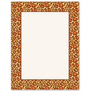 Leopard Border Papers