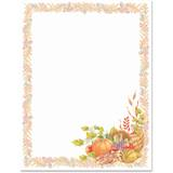 Cornucopia Border Papers