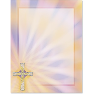 Sunrise Service Border Papers