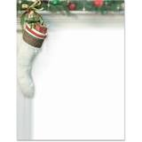 Christmas Elegance Border Papers