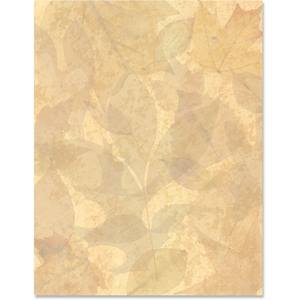 Autumn's Imprint Border Papers