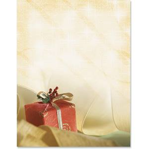 Season's Gift Border Papers