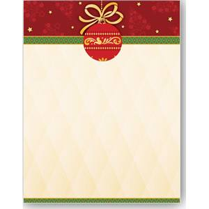 Holiday Trim Border Papers