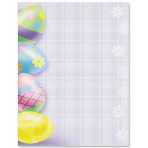 Hello Easter Border Papers