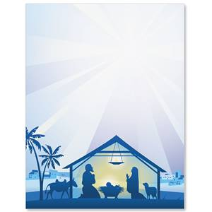 Holy Night Border Papers