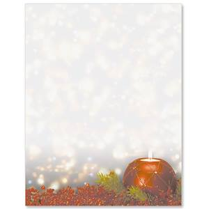 Berry Brilliance Border Papers