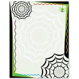 Spiders Web Border Papers