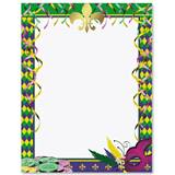 Mardi Gras Affair Border Papers